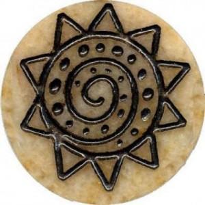 simbol solar dacic 1